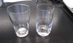 Drinking glasses 1