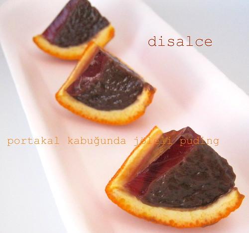 portakal kabuğunda jöleli puding1