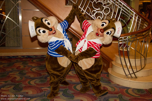 DCL Feb 2012 - Meeting Chip and Dale