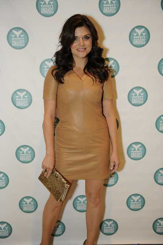 Tiffani Thiessen at the 4th Annual Shorty Awards