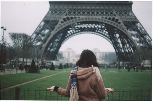 Paris is: Tour Eiffel