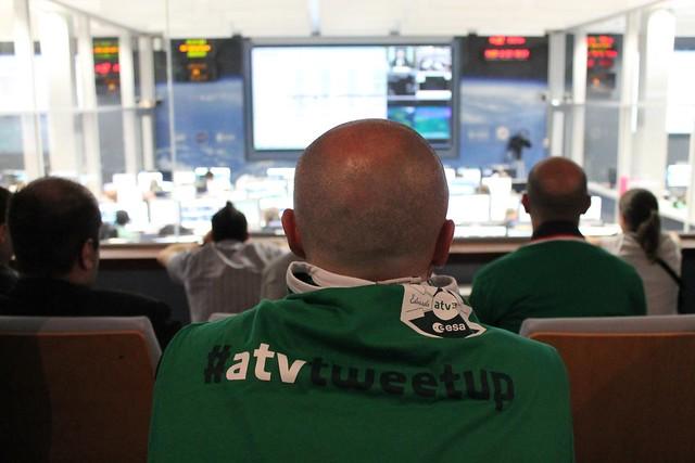 ATV Tweetup visits ATV-CC