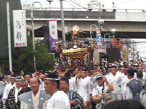 2009うちわ祭1日目