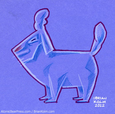 3-2012 blue dog (link to animation too)