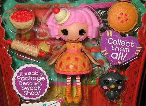 My First Mini Lalaloopsy. by Leenechan