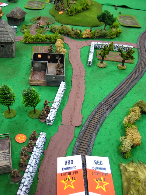 Trumpeter Salute 2012: Even Whites Bleed Red II