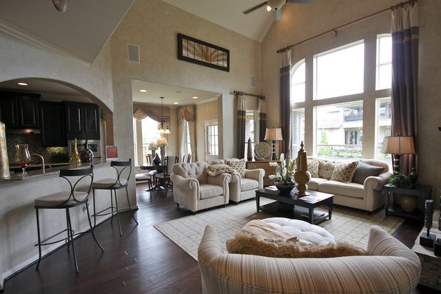 Model home furniture katy tx ashley furniture store for Cheap model homes