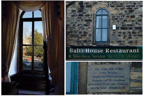 Balti House Window