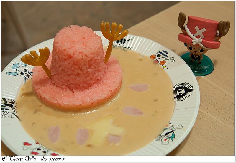 ONE PIECE 餐廳夏波帝屋 シャボンディハウス (11)