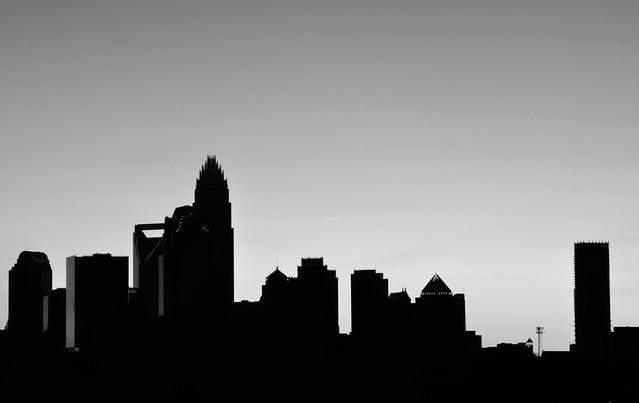Charlotte Skyline | Flickr - Photo Sharing!