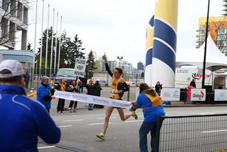 2012 Vancouver Sun Run