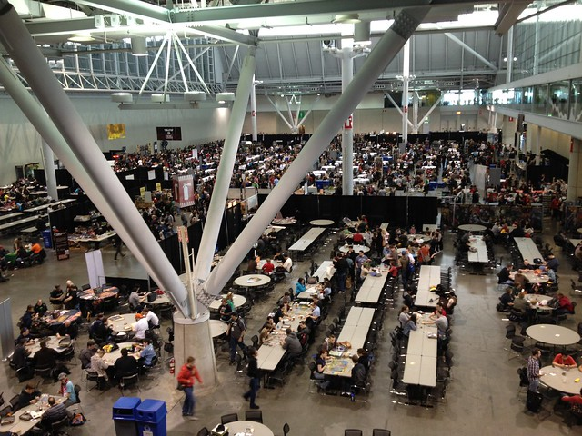 Tabletop Gaming at PAX East