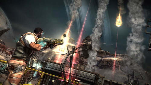 Sony Releases Two New Starhawk Trailers