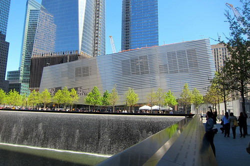 NYC: National September 11 Memorial and Museum