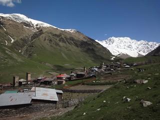 Ushguli, Geórgia