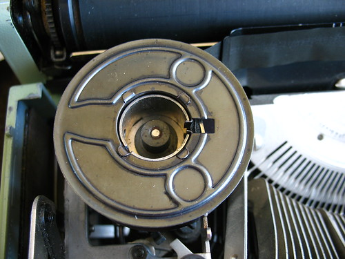 Underwood Spool in a Remington
