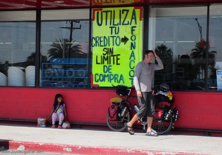 Grocery Store (Supermercado) in Cuidad Constitucion