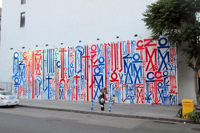 Nyc east village bowery mural retna this bowery for Bowery mural nyc