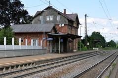- Bahnhöfe, Signale u. s. w.  Dic