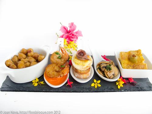 5 Fabulous Bloggers: Foodalogue