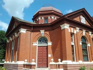 Lockhart public library