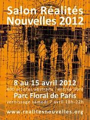 salon realites nouvelles 2012