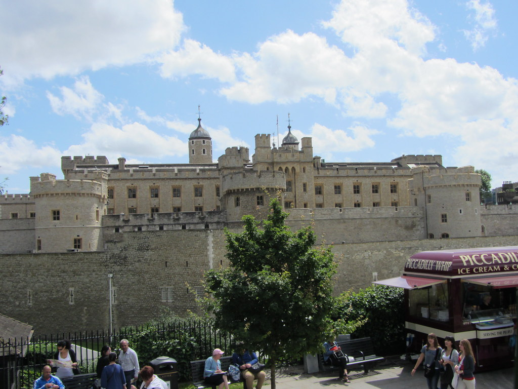 Tower of London | Tower of London | Tammy Young Heck | Flickr