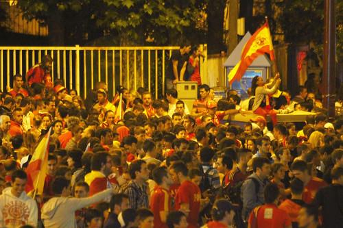 Euro 2012: A Spanish Wrap