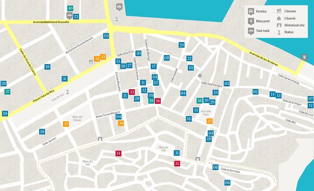 shopping-map