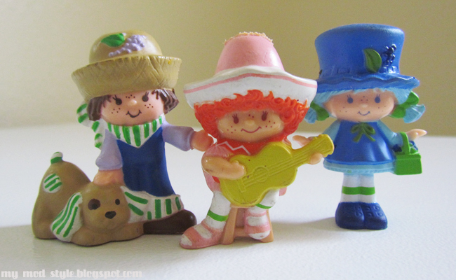 StrawberryShortcakeFigures