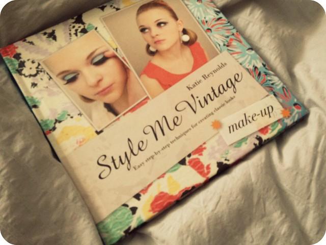 style me vintage make up