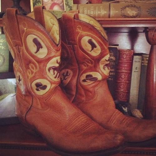 Mamas new boots