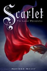 February 5th 2013 by Feiwel and Friends            Scarlet (Lunar Chronicles #2) by Marissa Meyer
