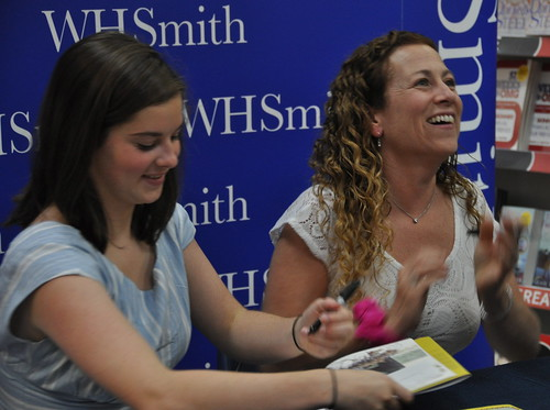 Samantha van Leer and Jodi Picoult