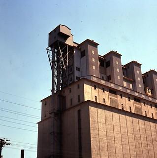 Élévateur de grains numéro 2, 1963, VM94-AD-5-061