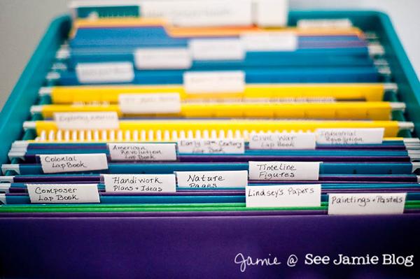 homeschool files
