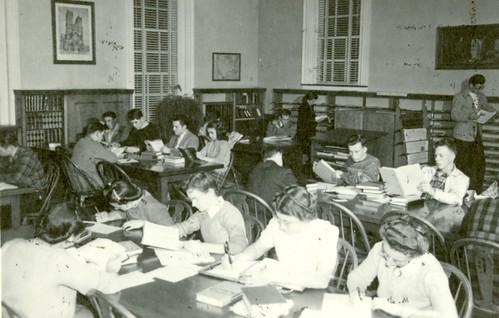 Library, Goshen College