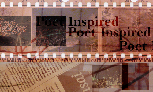 Poet Inspired Promo Banner by lady_krysis