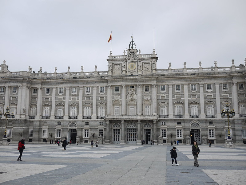 馬德里皇宮 Palacio Real de Madrid