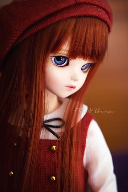 metal blue eyes