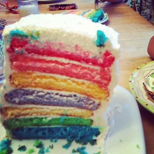 faith's cake