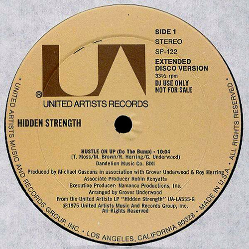 Hidden Strength-disco mix long