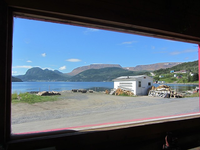 Breakfast View, Gros Morne