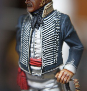 "Pegaso Models ""British Light Dragoon Officer 11th Regt. 1811"" -3"