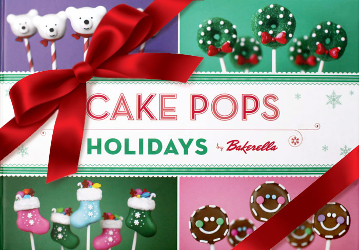 Cake Pops Holidays Book