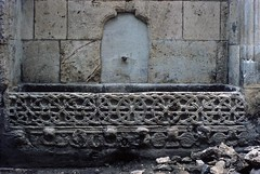 Fountain of Sultan Suleiman (Jerusalem): Detail of building fragment b