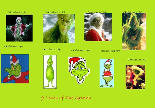 9 Lives of the Grinch