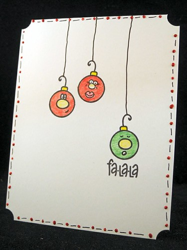 Fa-la-laing Ornaments