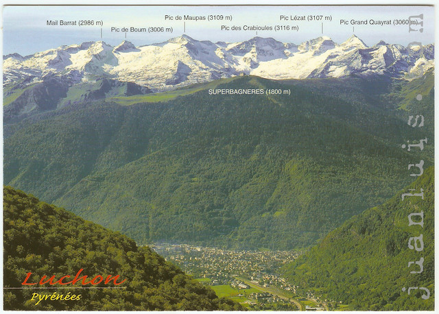 Luchon Pyrenees
