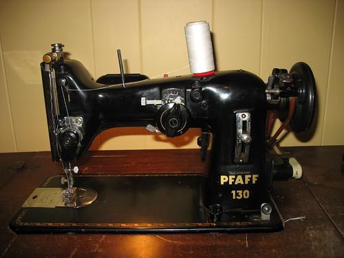 Pfaff Sewing Machine Model 130